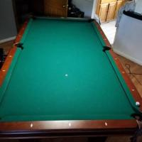 Spencer Marston 7ft Pool Table