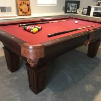 7Ft Pool Table For Sale